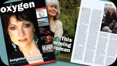 Oxygen Magazine